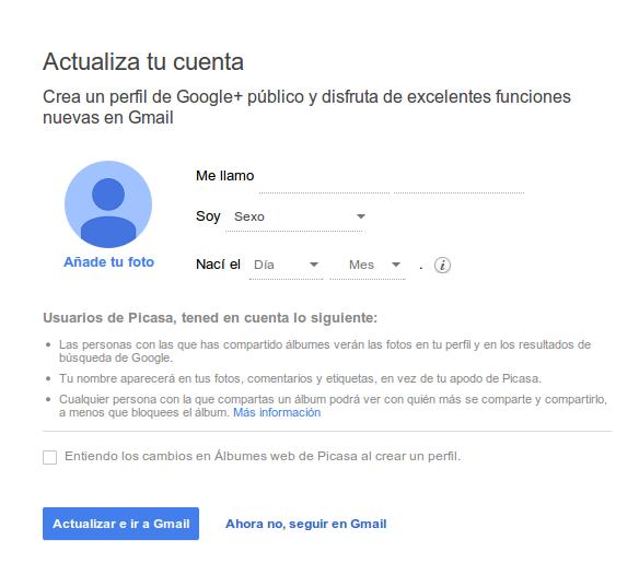 spam de google