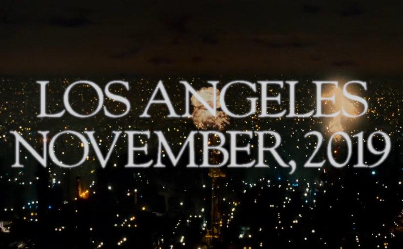 Los angeles. November, 2019